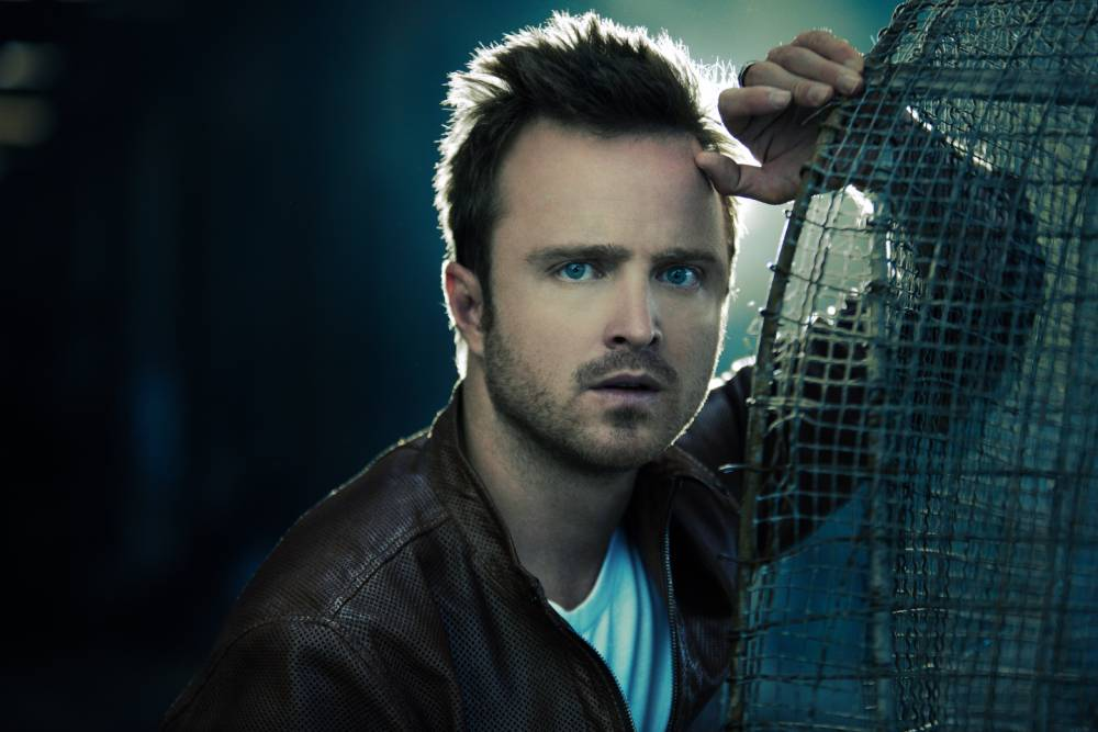 Single Aaron Paul