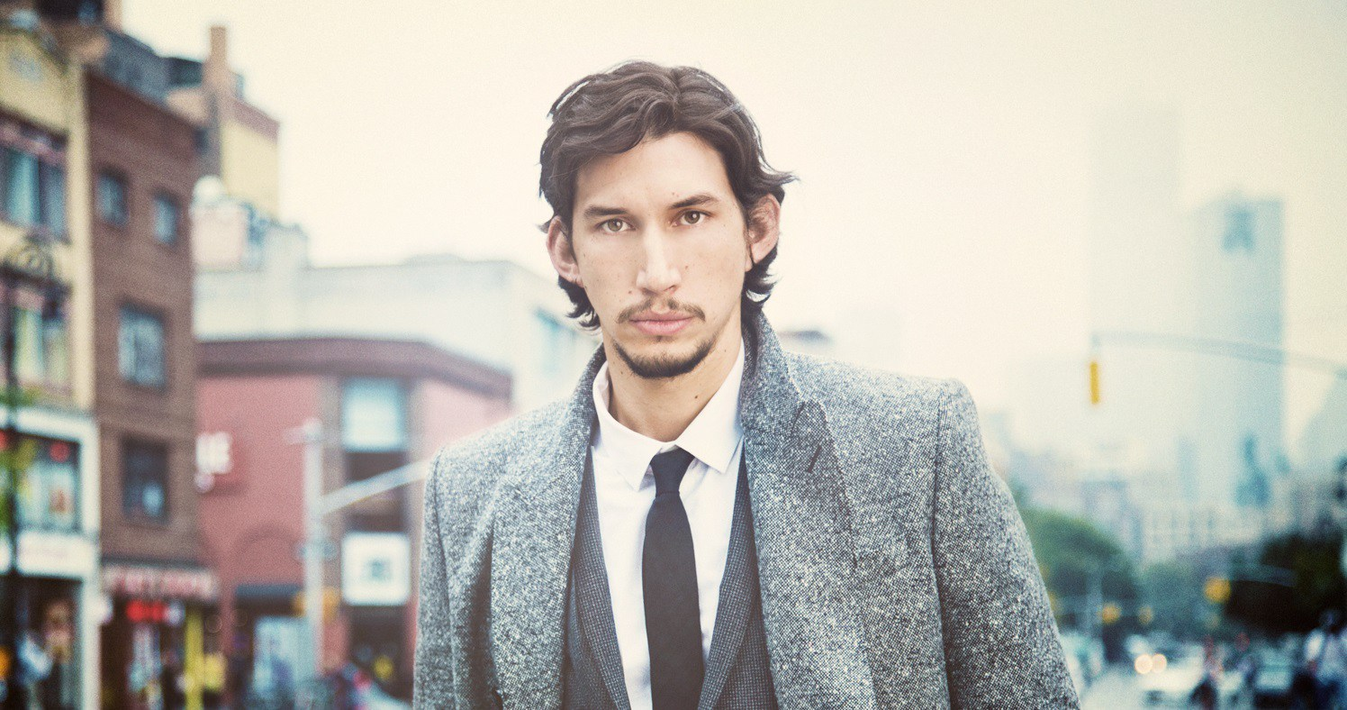 Adam Driver Height, Weight and Body Measurements