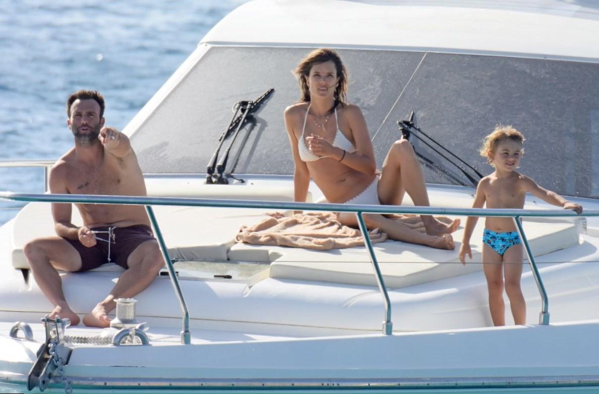 Alessandra Ambrosio Family