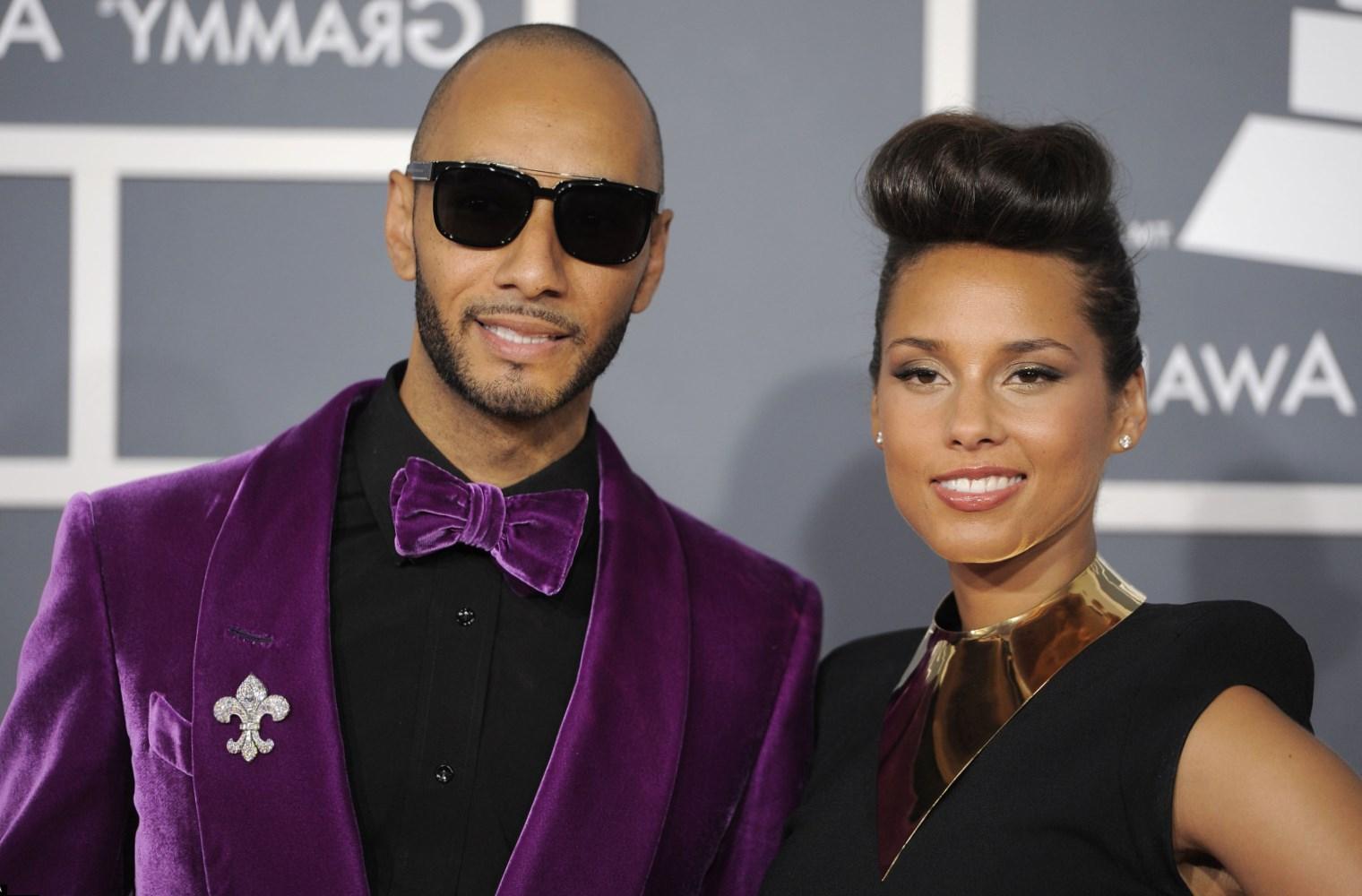 Alicia Keys Family