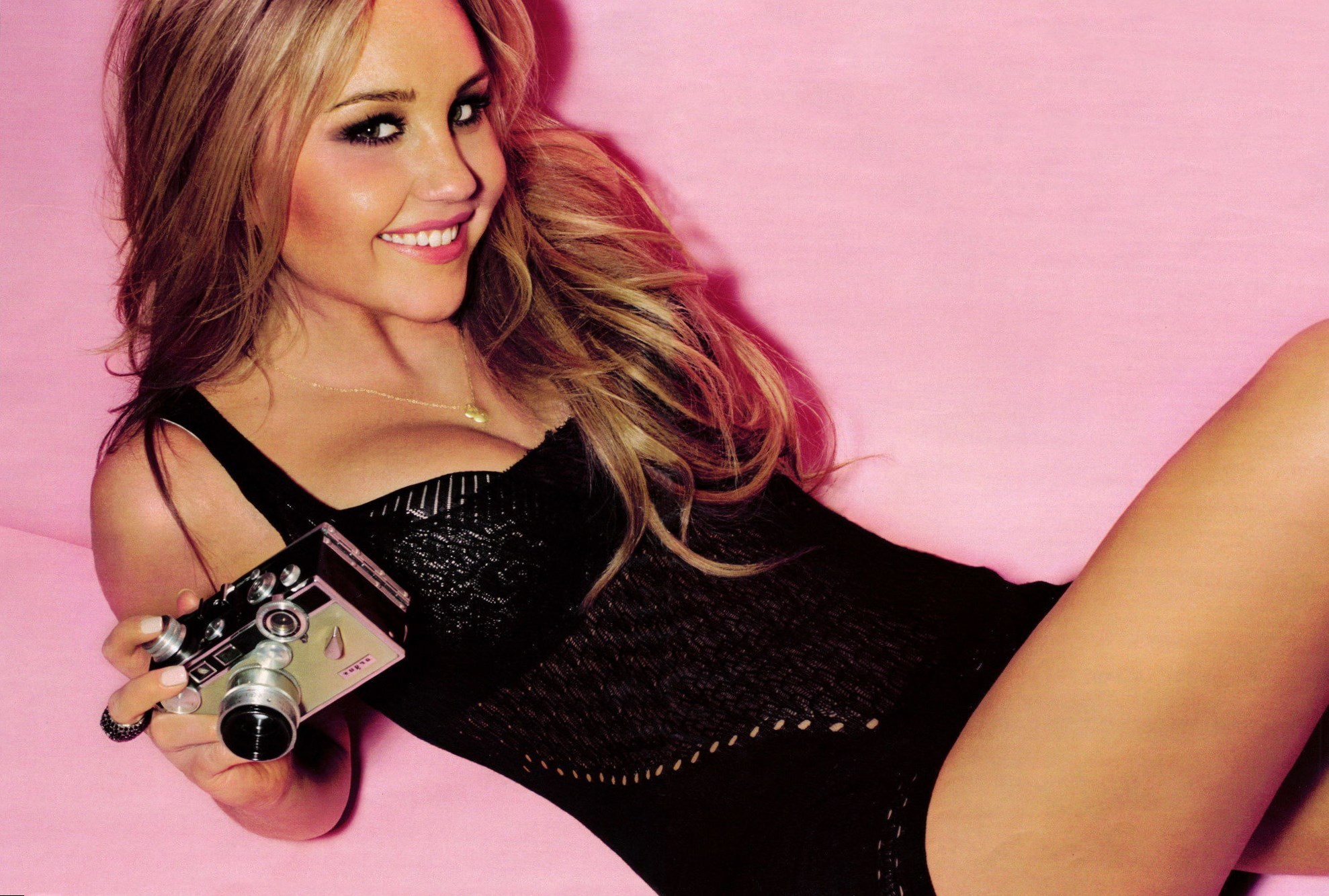 Amanda Bynes - Height, Weight and Body Measurements