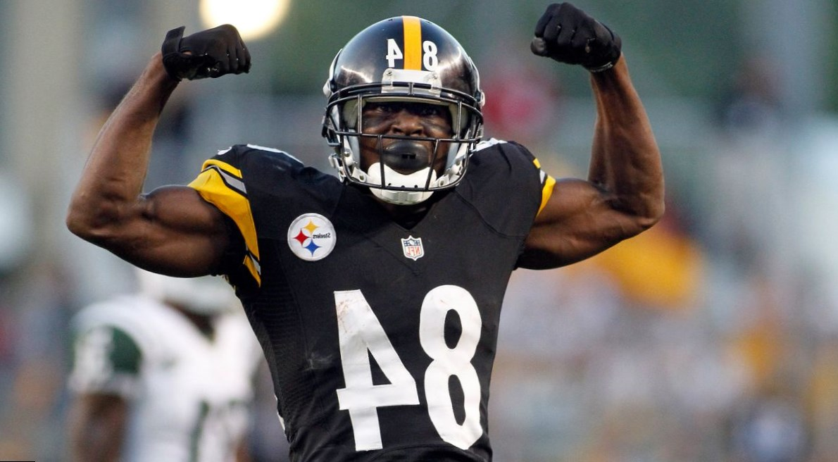Antonio Brown Height, Weight and Body Measurements