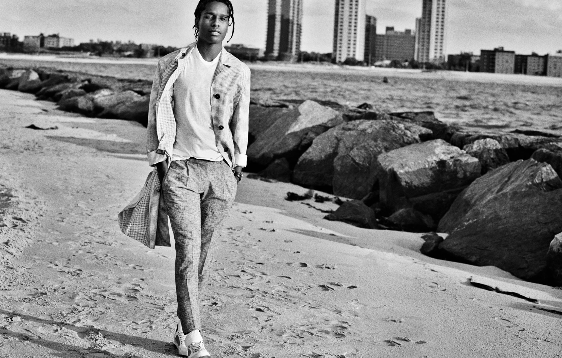 Asap Rocky Height, Weight and Body Measurements