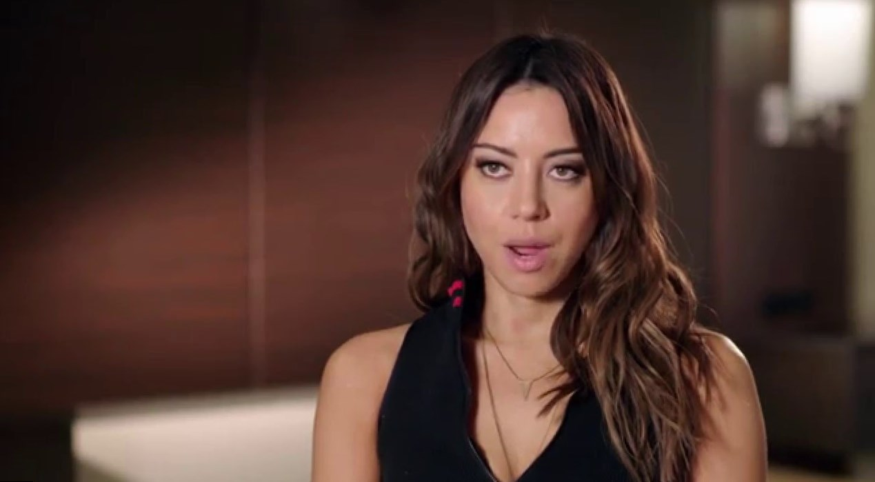 aubrey plaza height, weight, age and body measurements