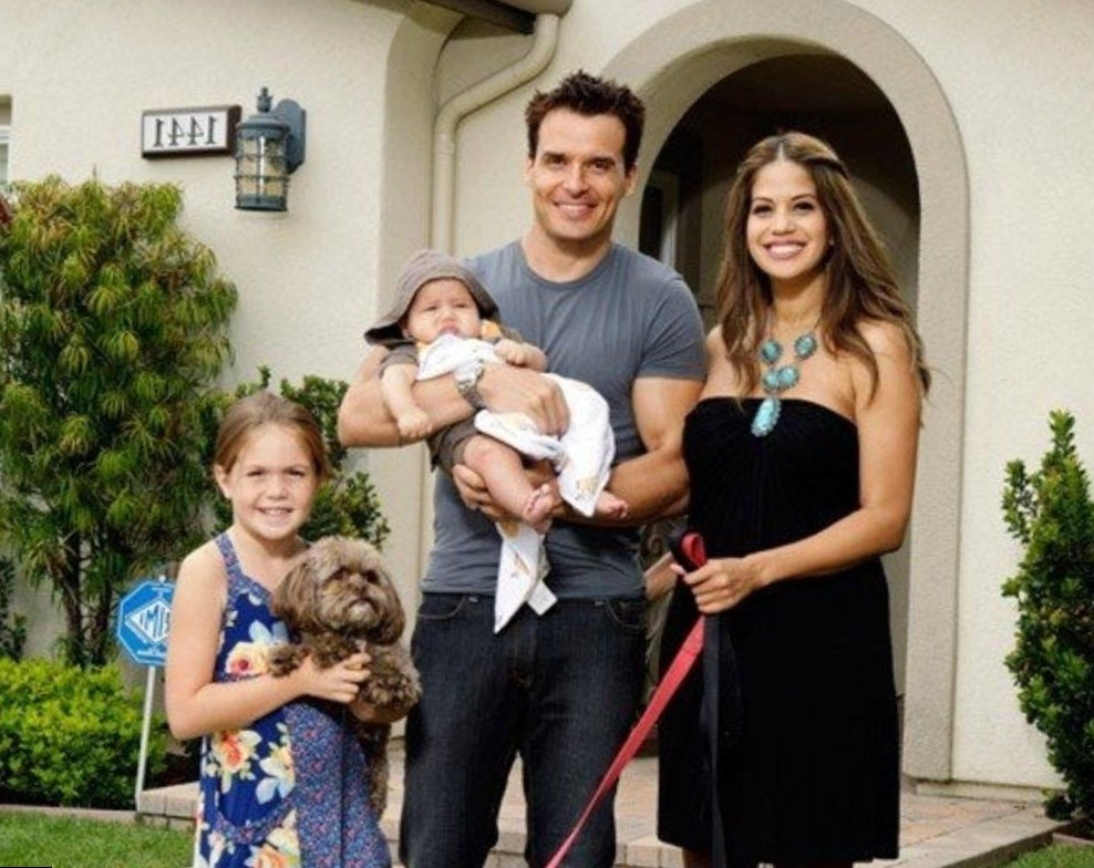 Antonio Sabato Jr Height, Weight and Body Measurements