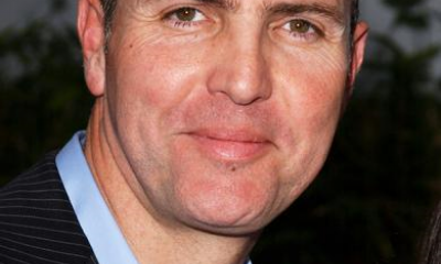 Arnold Vosloo Height, Weight and Body Measurement