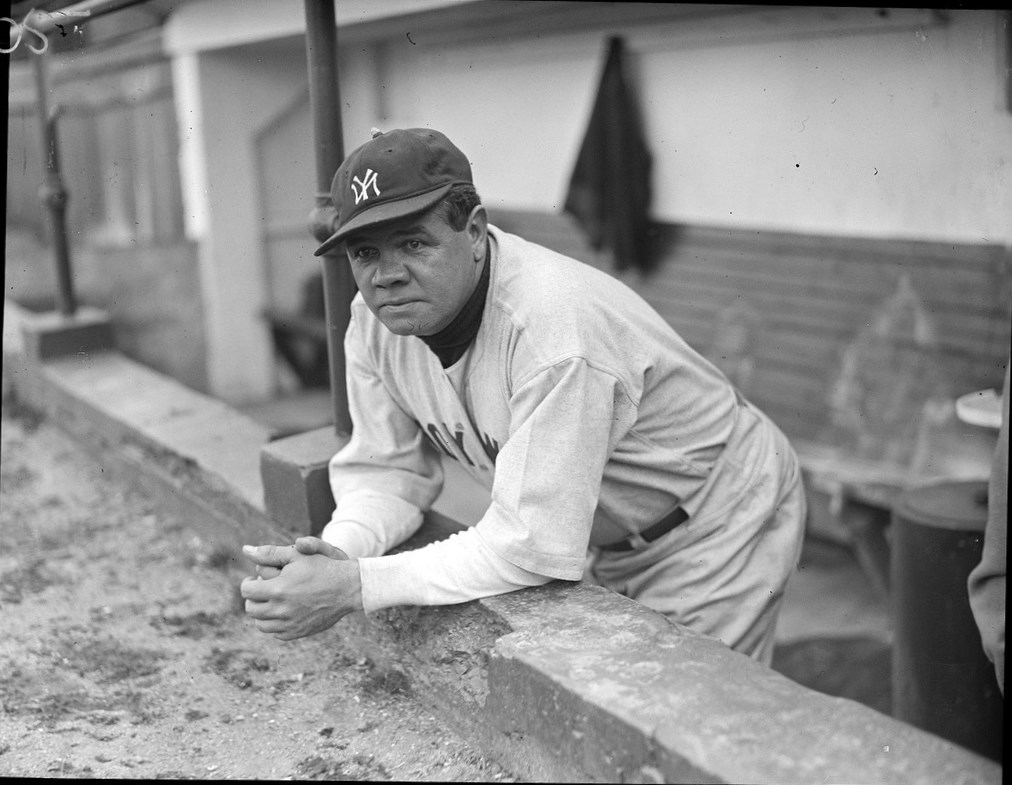 Babe Ruth  Height, Weight and Body Measurements