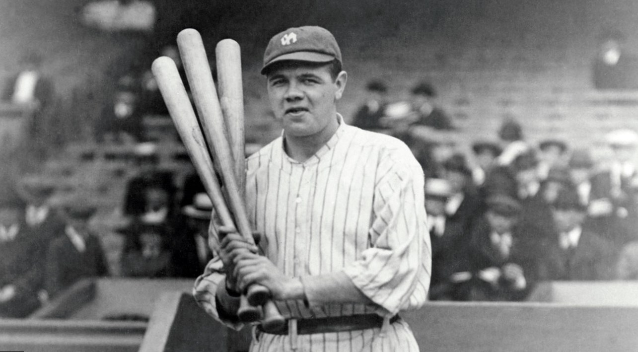 Babe Ruth Height, Weight, Age-2070