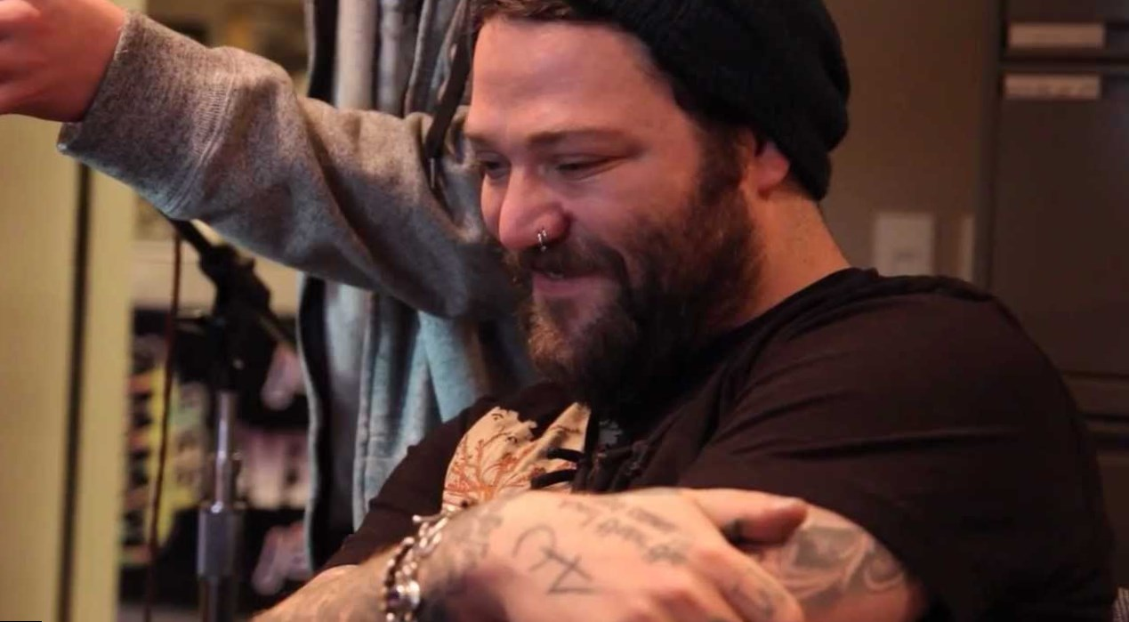 Bam Margera Height, Weight and Body Measurements