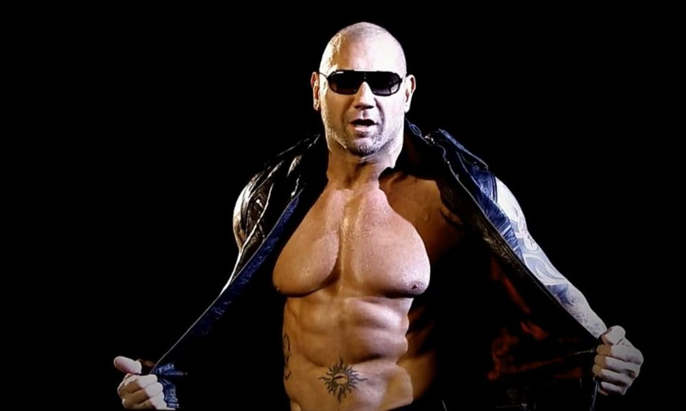 Batista Height Weight Age And Body Measurements
