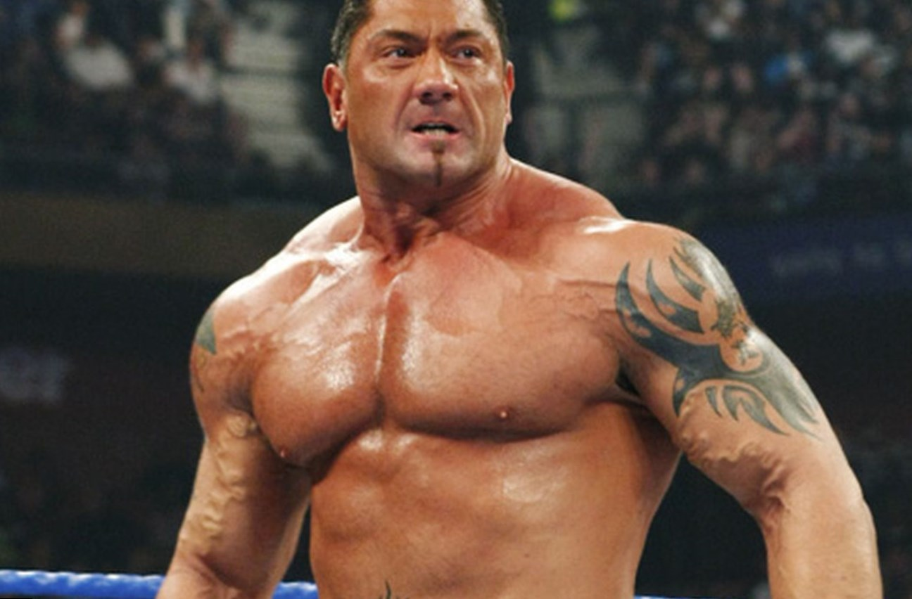 Batista Height, Weight, Age and Body Measurements