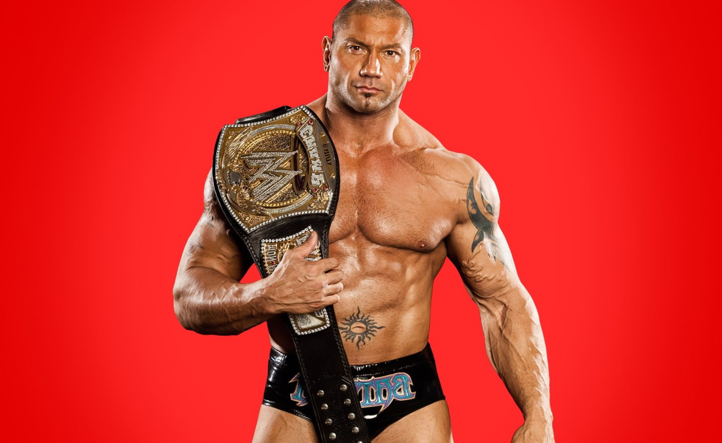 Batista Height, Weight and Body Measurements