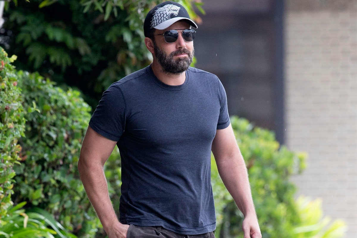 Ben Affleck Weight