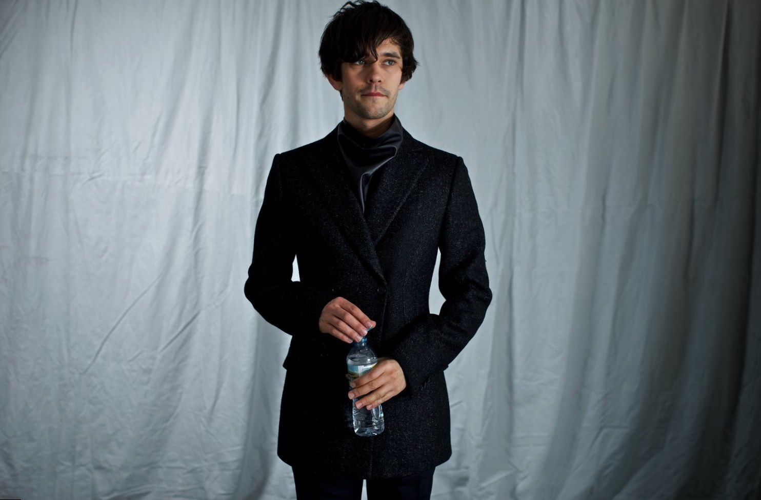 Ben Whishaw Weight