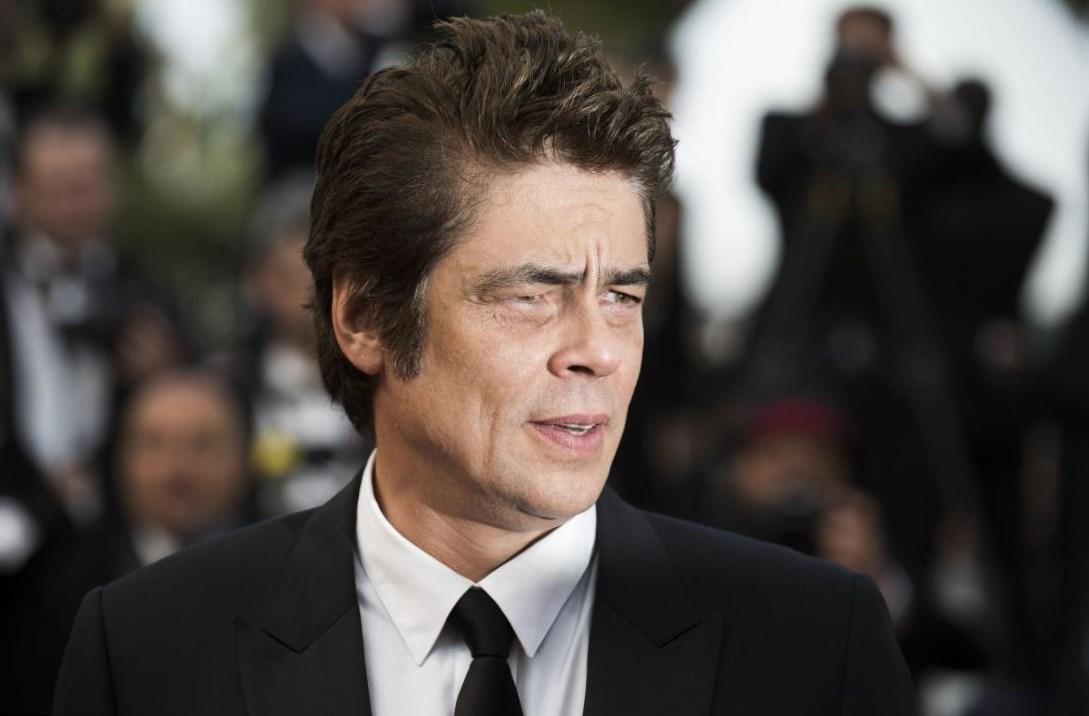 Benicio Del Toro Height, Weight and Body Measurements