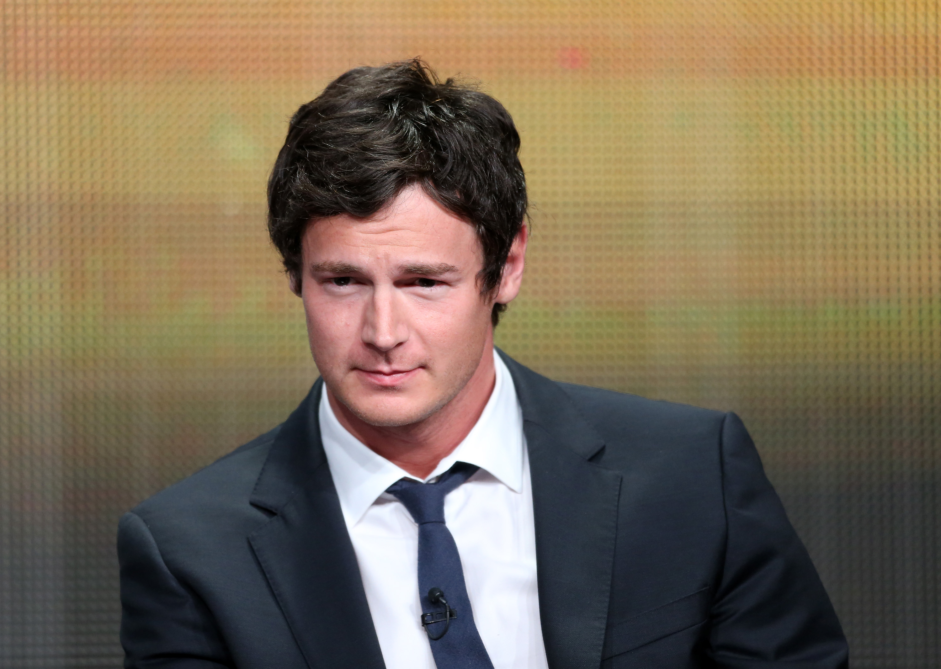 Benjamin Walker Body Measurements