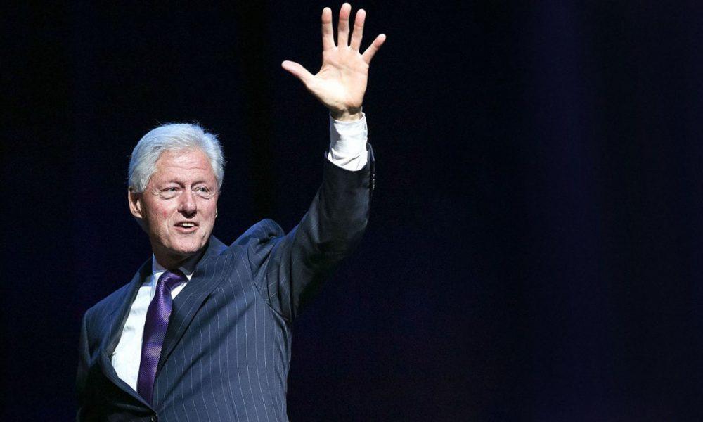 Bill Clinton Shoe Size