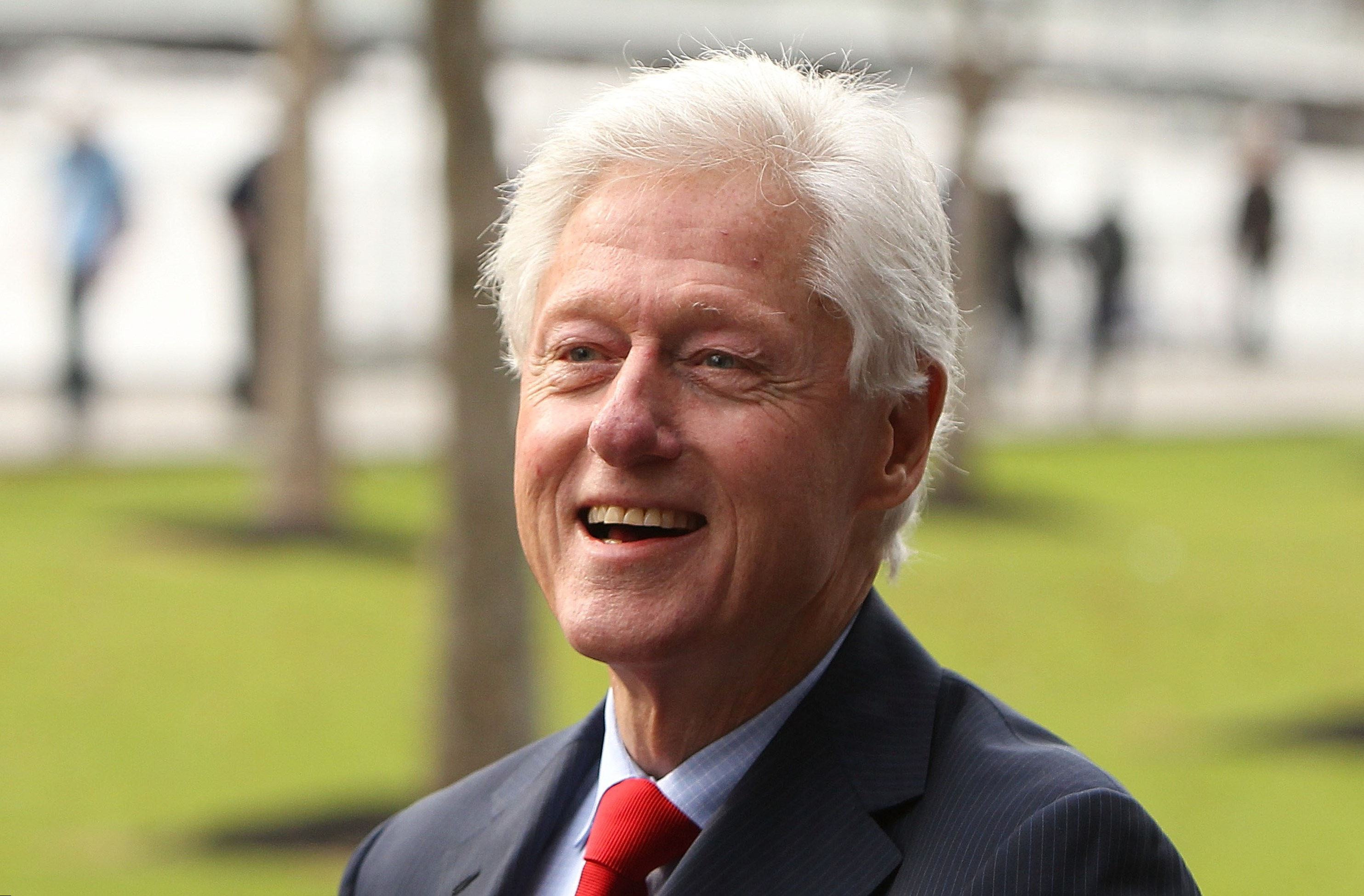 Bill Clinton Height, Weight, Age