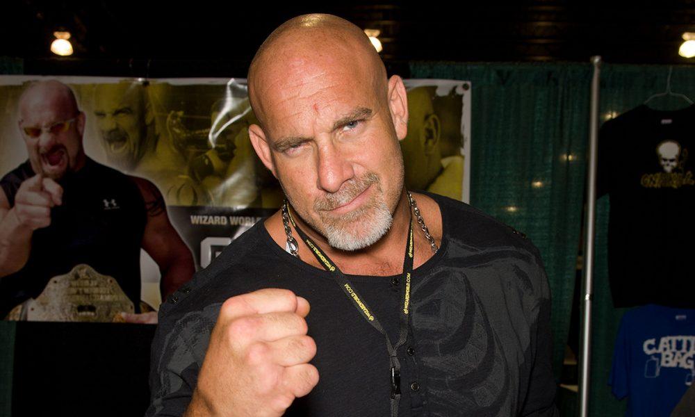 Bill Goldberg's body measurements, height, weight, age.