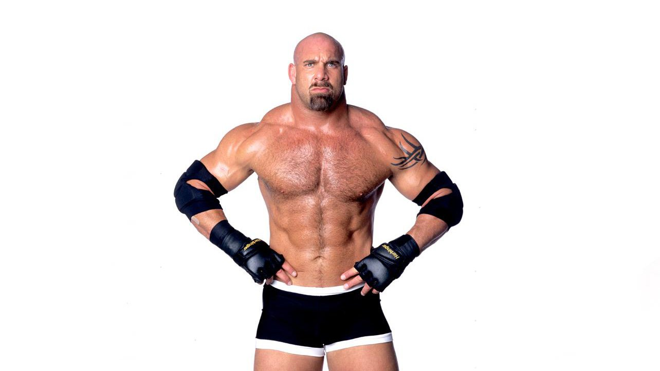 Bill Goldberg Body Measurement