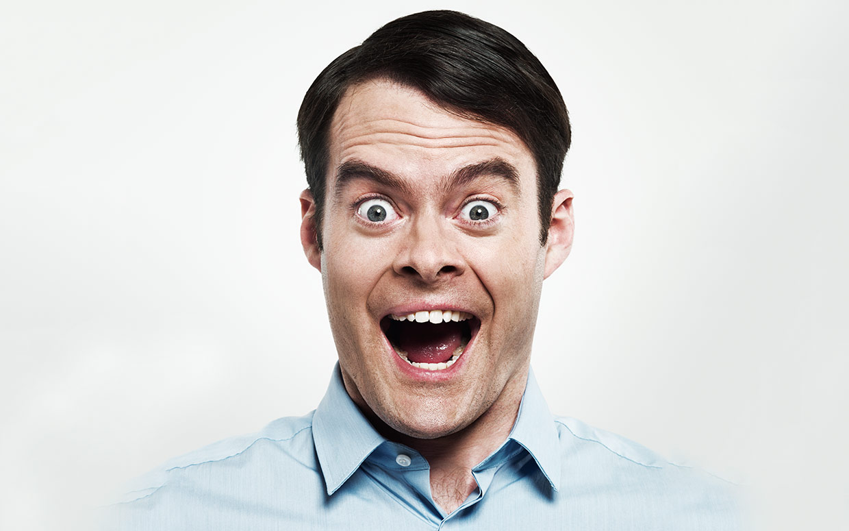 Bill Hader body measurements
