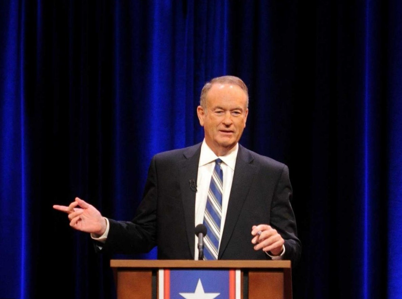 Bill O Reilly body measurements