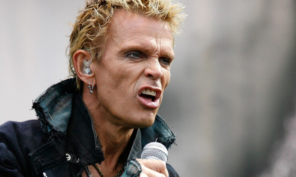 Billy Idol Height Weight Age And Body Measurements