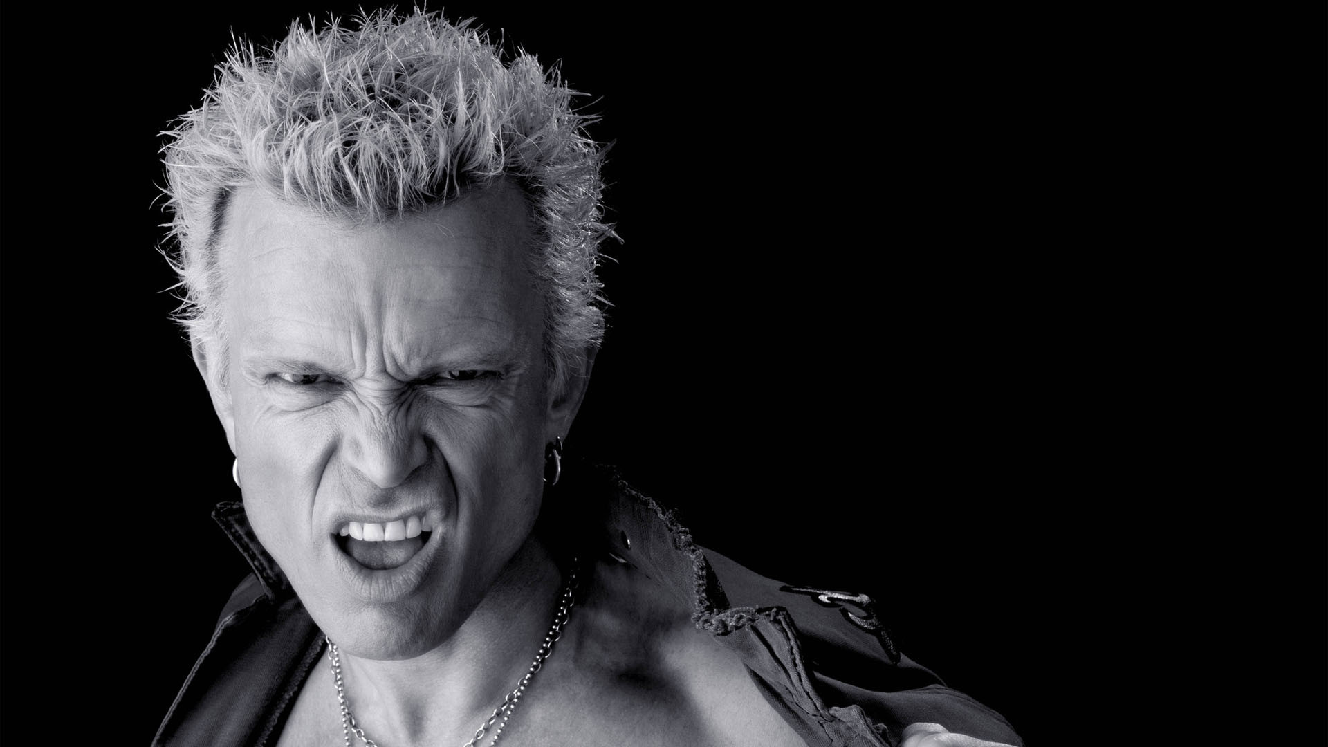 Billy Idol Height, Weight, Age and Body Measurements
