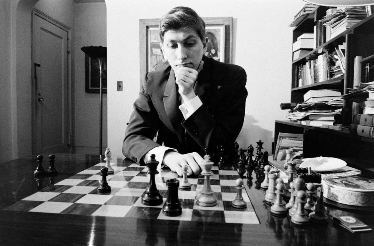 Bobby Fischer S Body Measurements