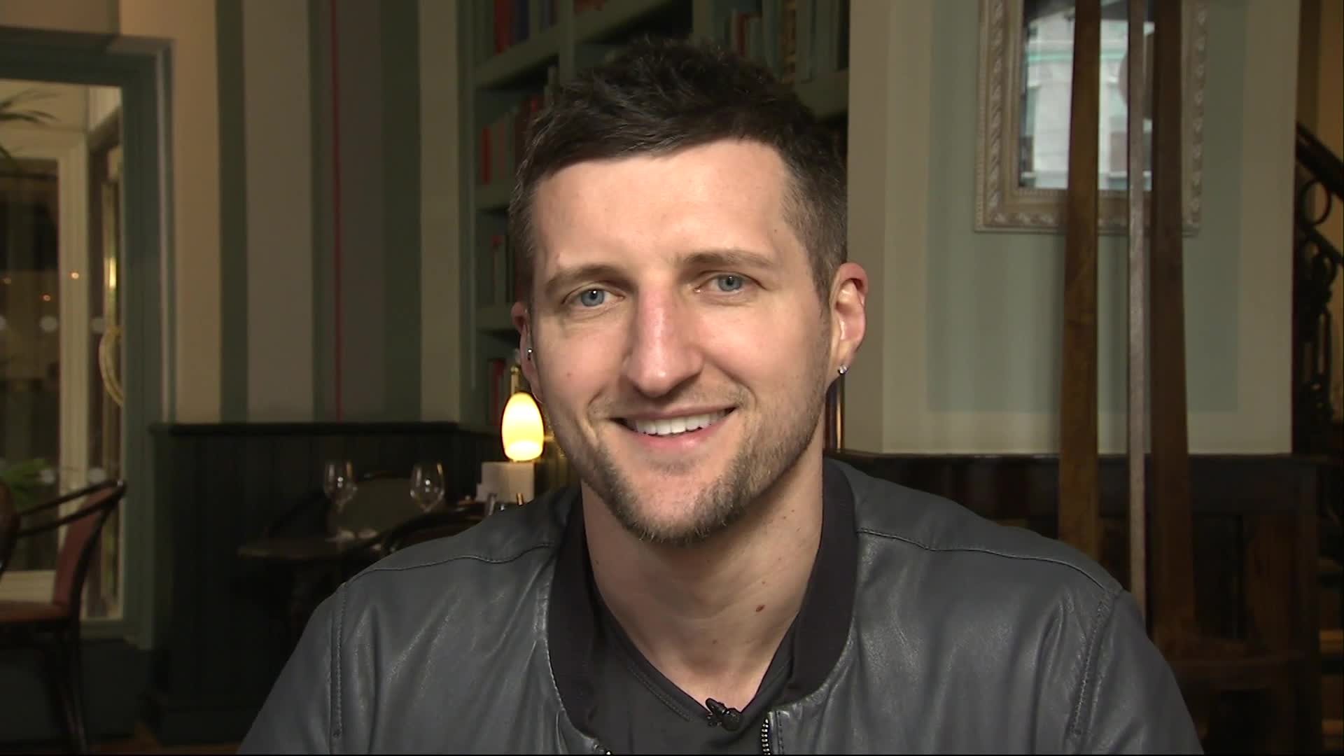 carl froch height  weight  age and body measurements