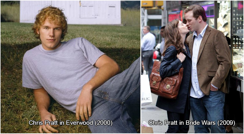 Chris Pratt Weight Loss Before Pictures to pin on Pinterest