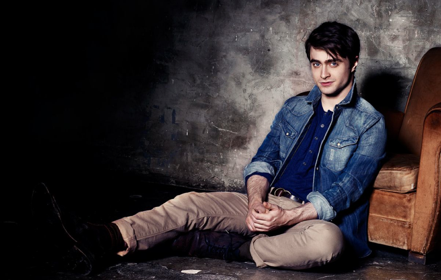 Picture about daniel jacob radcliffe all about man and male - How Did Daniel Radcliffe Become So Famous