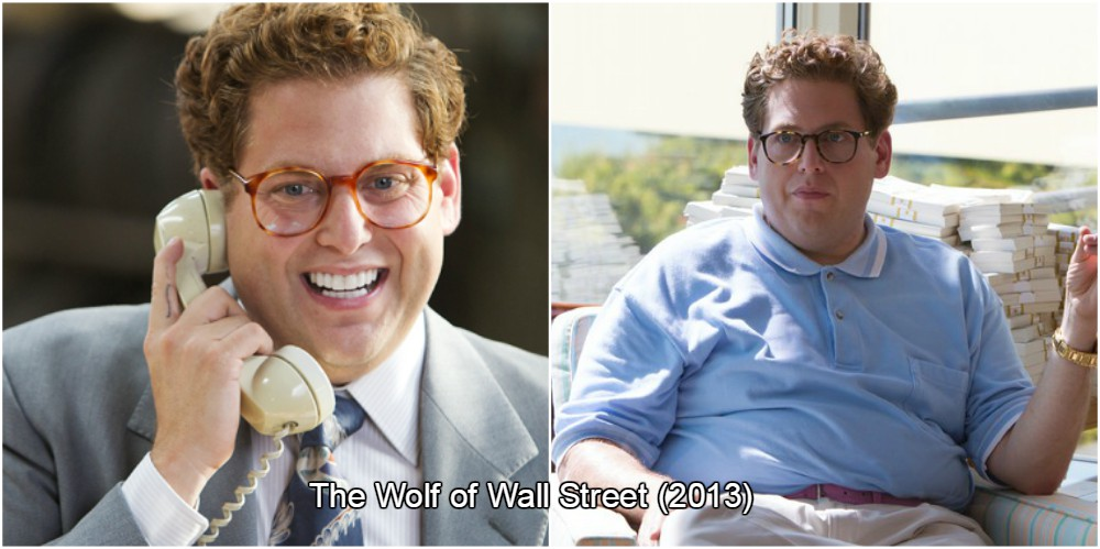 jonah hill continuing the strict diet regime