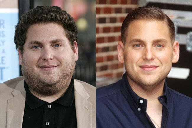 Jonah Hill The Weight Change For Many Times Throughout The Years