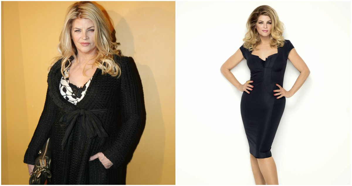 Kirstie Alley to impress much with the latest news of ...