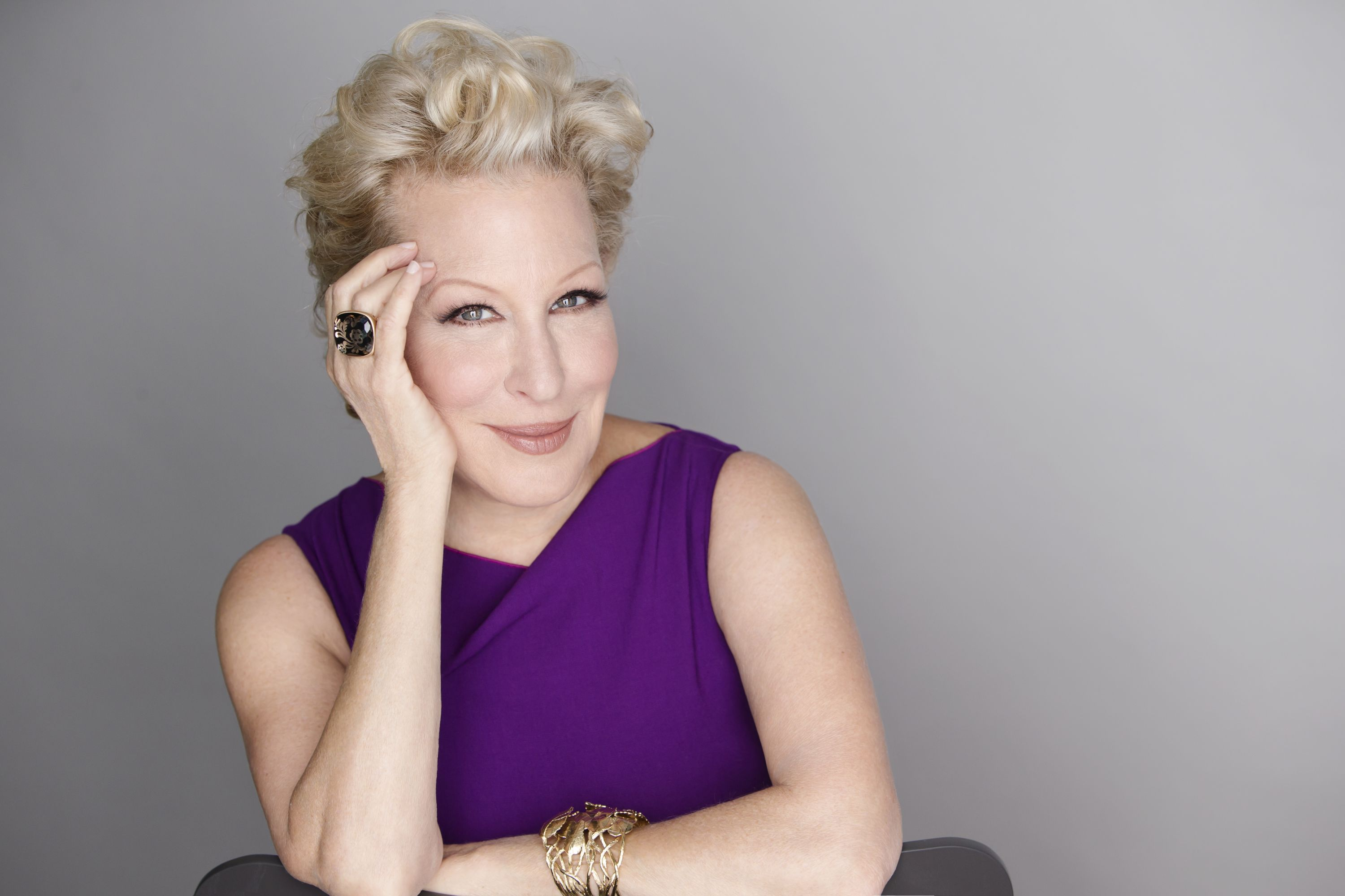 Bette Midler Body Measurement