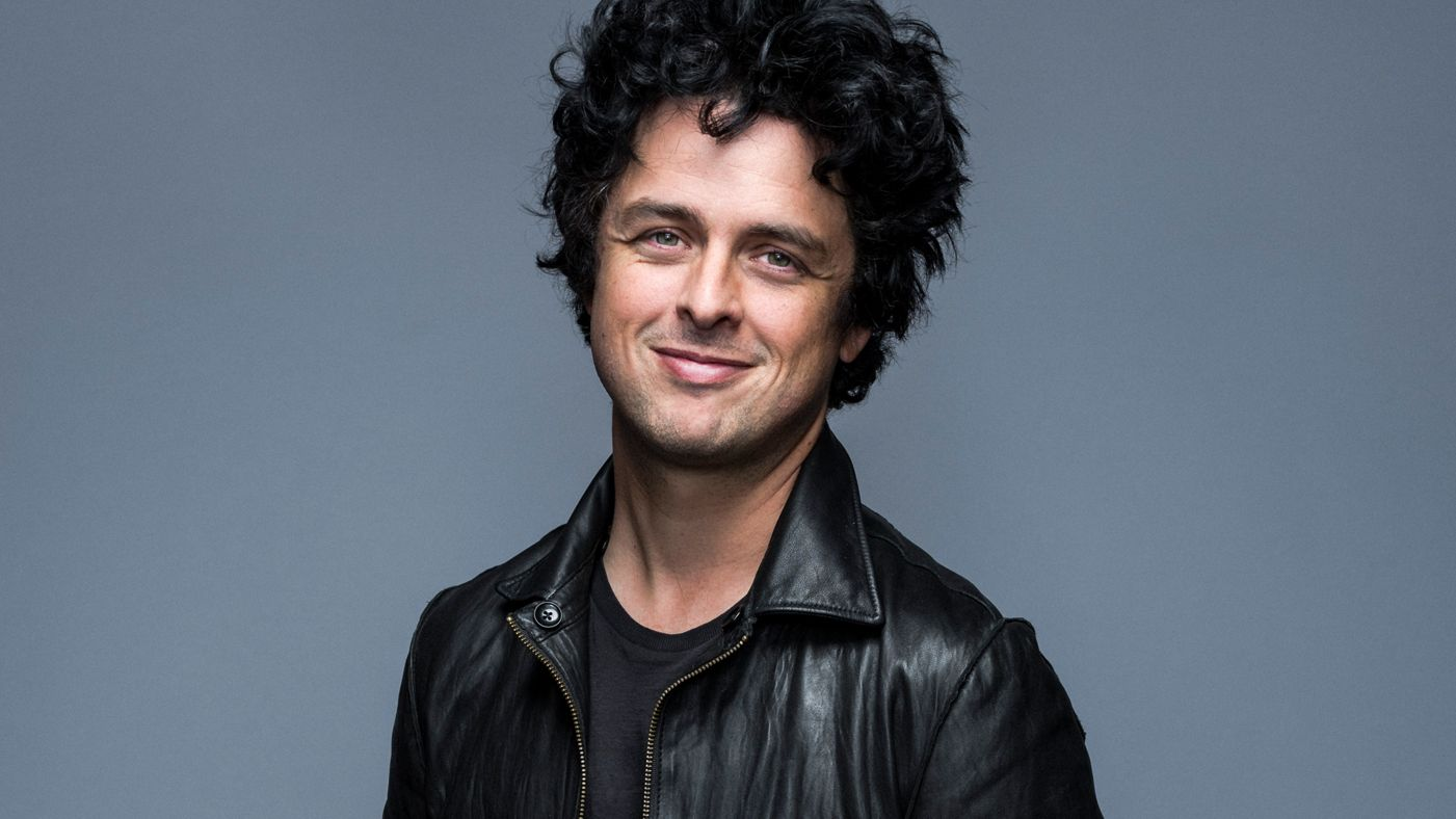 Billie Joe Natural Hair Color