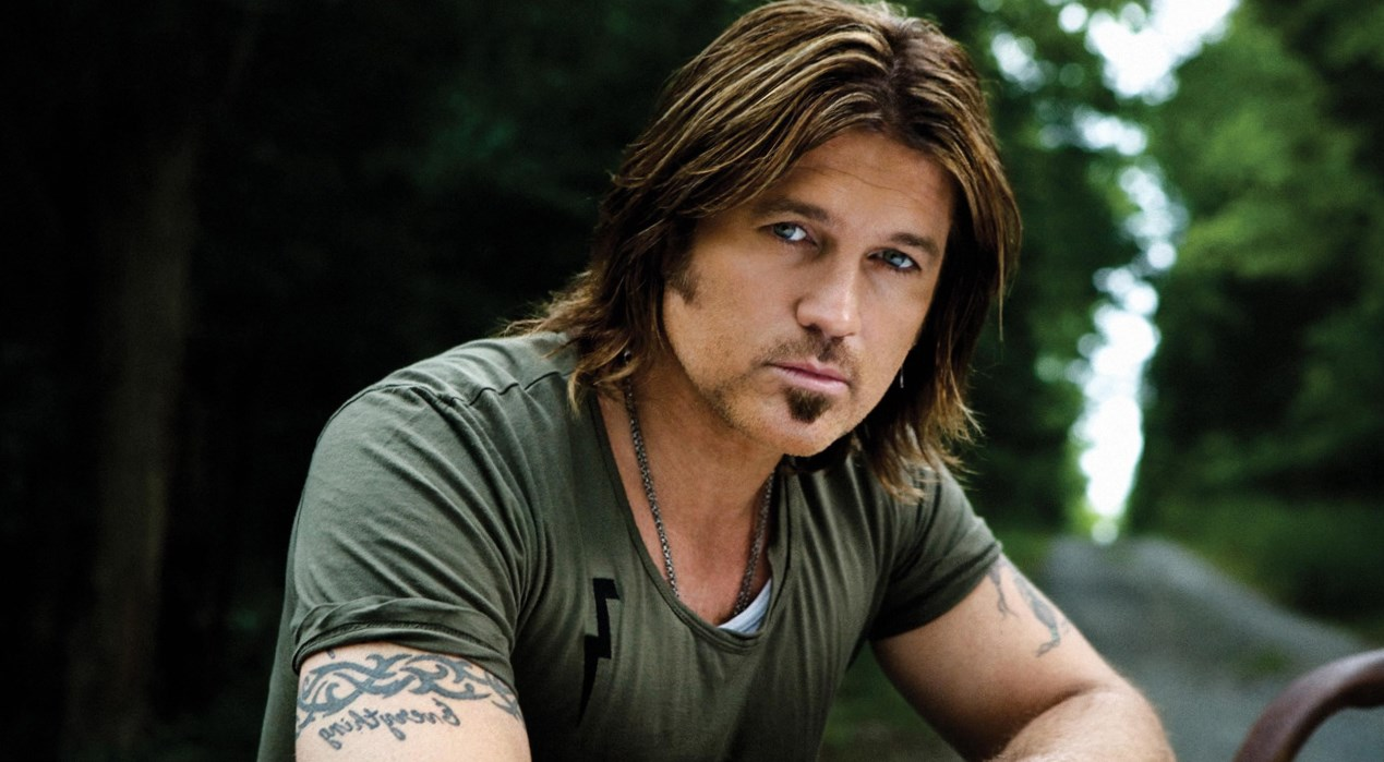 Billy Ray Cyrusl Height, Weight, Age and Body Measurements