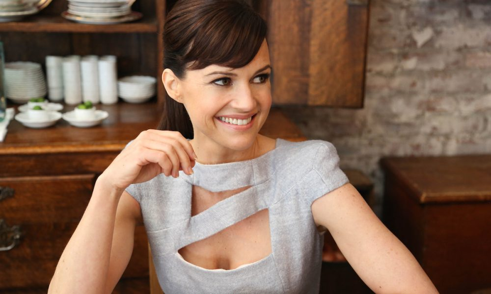 Carla Gugino S Body Measurements Height Weight Age