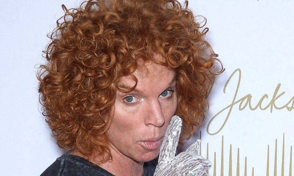 Carrot Top S Body Measurements Height Weight Age