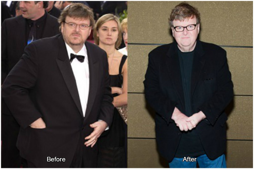 michael moore appearance