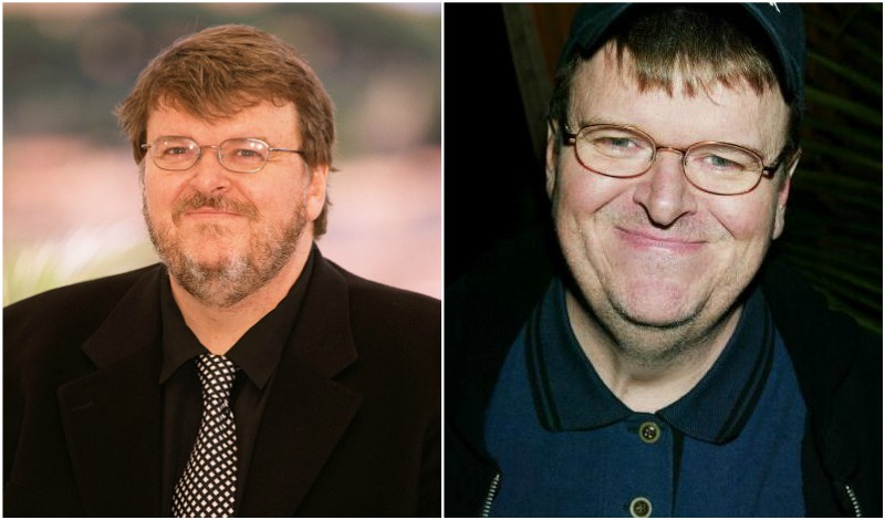 Michael Moore`s weight loss