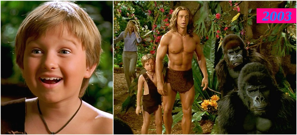 Angus T Jones best movie and TV roles - George of the Jungle 2, 2003