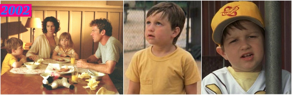 Angus T Jones best movie and TV roles - The Rookie, 2002