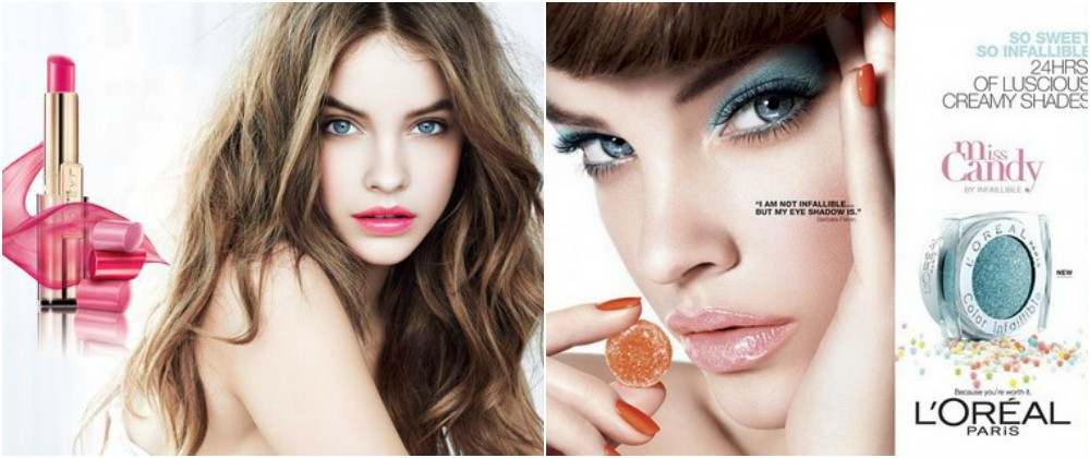 barbara Palvin start of model career - contract with L`oreal Paris, 2012