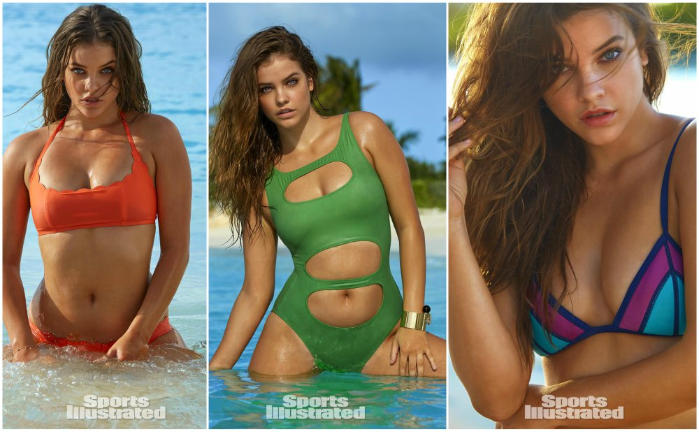 Barbara Palvin start of model career - 2016 Sports Illustrated Swimsuit Rookie Class