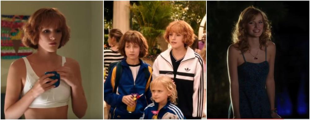 Bella Thorne best movie roles - Blended, 2014
