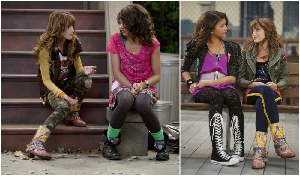 Bella Thorne best TV roles - Shake it up, 2010-2013