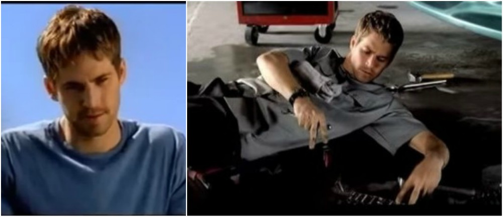 Paul Walker in short video Turbo Charged Prelude to 2 Fast 2 Furious