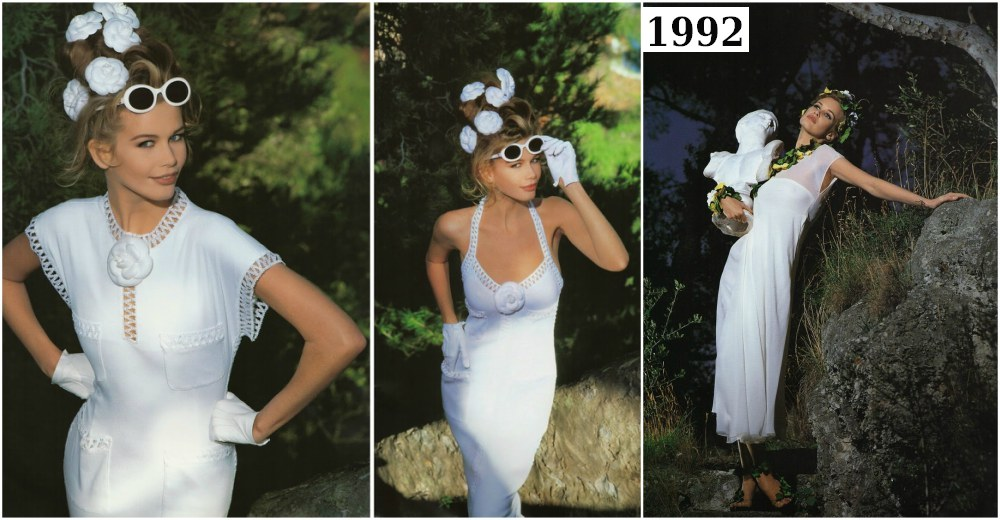Flashback. Karl Lagerfeld – Spring-Summer collection 1992: A Visit to Enchanted Forest.